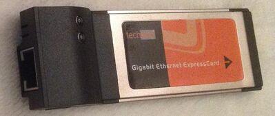 T069 von Techsolo TN-100 Gigabit Express Card - Dortmund Wambel
