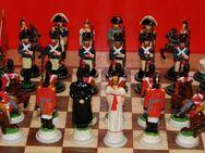Schach Schachspiel Zinn Figuren Schlacht bei Waterloo - Spraitbach