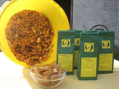 leckere Trockenbirnen ohne Schale, Naturkost vom Paradiesplatz - Bad Belzig Zentrum