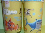 Bautzner Kindersenfglas -findet NEMO - Sammelglas Bruce der Hai - Görlitz