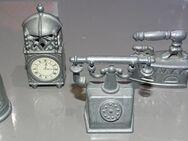 Zinn Miniaturen für Setzkasten Puppenhaus Sammler 001 - Spraitbach