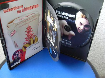 Volcano High Special Edition 2 DVDs Uncut NEU+Ohne FSK Symbole - Kassel