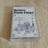 Pink Floyd Relics MC Musikkassette
