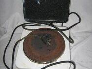 Einzel-Elektrokochplatte mit Deckel - Bad Belzig Zentrum