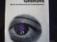 """Spannender Roman """"Das Auge des Gesetzes"""" von Frank Arnau in sehr gutem Zustand, 318 Seiten, ISBN: B00260KZKM; 4,- € - Unterleinleiter"""