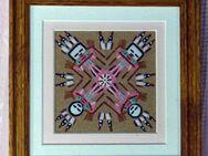 Sandbild USA Navajo – quadratisch - Moers