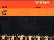Schallplatte Vinyl 12'' LP - danze d'israele / dances from israel - Kol Aviv - Zeuthen