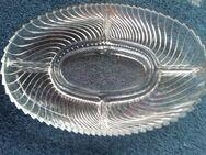 Knabberschale Glas oval - Euskirchen