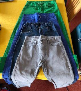 Jeanshosen Größe 152/158 von H&M - Baunatal Zentrum
