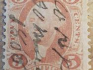 USA 5 Cent US Revenue Stamp,1868,Scott R27,Lot 1227 - Reinheim