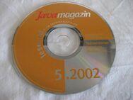 ✨ CD Javamagazin Leser-CD 5.2002 Testversionen Beispiele Quellcodes - Ettlingen