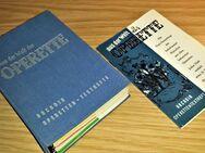 Operette ARCADIA 11 Liedertexthefte 1954 - Leverkusen