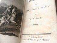 Blumenlese aus spanischen Dichtern v.Seb. Mutzl 1830 - Seefeld (Bayern)