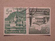DR Winterhilfswerk mit 2 Briefmarken 1940,Mi:Nr.753-54 ,Lot 369
