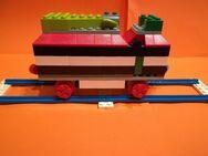 Legoland Eisenbahn Güterwaggon 13 cm - Hamburg