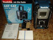 Makita Akku Baustellenradio DMR108B mit RDS und USB + amp; Bluetooth 7, 2 V - 18 V Radio - neu unbenutzt - - Erfurt