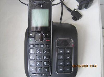 Telefoneinrichtung für Festnetz sowie Mobilfunk - Erlensee