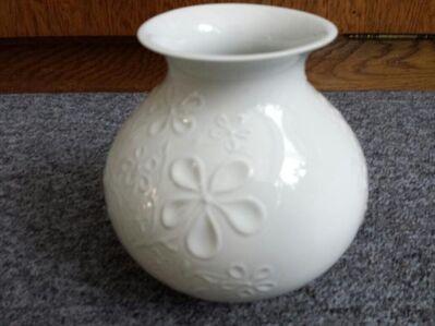 Vase von Bavaria Schumann - Kassel Brasselsberg