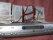 MBO DVD Player samt 4 Lautsprecherboxen - Bad Belzig