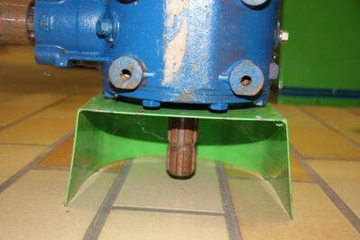Zapfwellengetriebe T-304A 2.0 - Poing