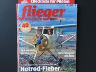 flieger magazin, Juli 2018, Jubiläums-Ausgabe, 40 Jahre, neuwertig - Oppenheim