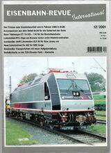 Eisenbahn Revue 12 / 2001  ...Re 482 SBB...