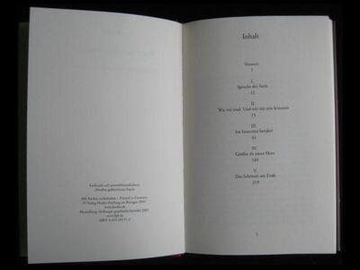 Anselm Grün - Buch der Sehnsucht / Esoterik - Niddatal Zentrum