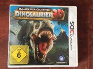 "Nintendo 3DS Spiel ""Dinosaurier 3D Kampf der Giganten"" - Wadgassen"