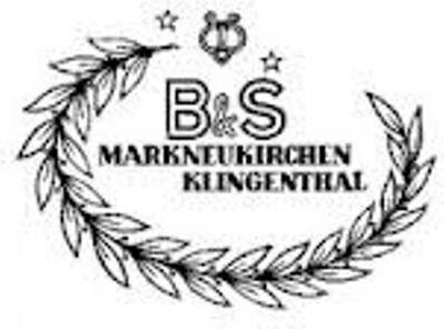 B & S Challenger Bb/F - Profi - Posaune 3085 B - L, Goldmessing mit Quartventil, NEUWARE - Hagenburg