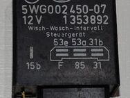 BMW 1353892 Hella 5WG002450-07 Relais Wisch-Wasch- Intervall Geber  Steuergerät Elektrik  Oldtimer E3 E12 E21 E24 - Spraitbach