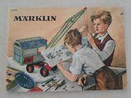 Märklin Anleitung 14910 Metallbaukasten, 32+32 S, Anfang 1960er - Coesfeld