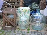 Gärung Korbflaschen für Apfelwein, Säfte und der gleichen