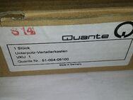 Quante  VKU 1 Unterputz - Verteilerkasten neu in OVP - Berlin Friedrichshain-Kreuzberg