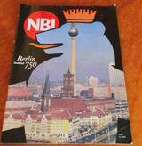 NBI Neue Berliner Illustrierte 1987 / Sonderheft zum 750. Jubiläum von Berlin