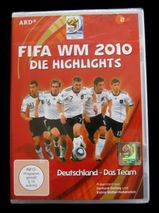 Fifa WM 2010 - Die Highlights - (Fussball ca. 140 Min.) DVD