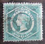Australien 5 Pence-New South Wales ,1860,Mi:AU-NS 26A,Lot 446
