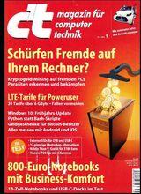 c't - Magazin für Computer Technik