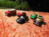 5 Matchbox Autos SUPERFAST MATCHBOX Lesney England / 5 Stück / Spielzeug Sammler - Zeuthen