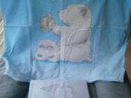 Kinder-Bettwäsche ( 135 x 200 cm) Der kleine Eisbär - Weichs