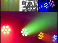 Eurolite KLS-2001 LED Scheinwerfer - DJ Beleuchtung mieten - Wismar