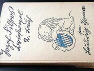 Jozefs Filsers Briefwexel 2. Buch von 1921von Ludwig Thoma - Niederfischbach