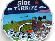 Wandteller aus Side/Türkei - Münster
