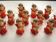 Kleine Engel aus Keramik - Melsungen