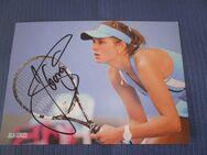Julia Görges orig. sig. AGK/Autogrammkarte (D) Tennis - Weichs