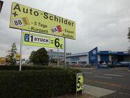 AUTOSCHILDER Braunschweig = nur 6 € / Stück - Braunschweig