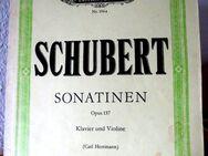 Noten: Violine + Klavier / Klassik EUR 6,- + Porto - Walddorfhäslach