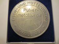 Medaille zur 54. IAA Frankfurt 1991 - Essen