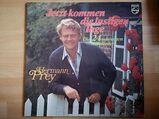 LP Vinyl Hermann Prey Jetzt kommen die lustigen Tage
