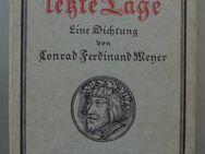 Conrad Ferdinand Meyer: Huttens letzte Tage (1917) - Münster