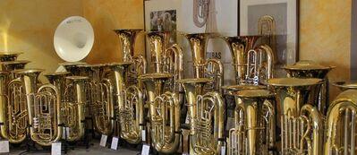 Melton / Meinl Weston BBb - Tuba, Mod. 2011RA Gravity. Neuware - Hagenburg
